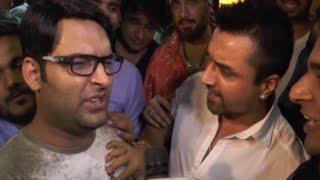 Video Kapil Sharma & Ajaz Khan FIGHT in PUBLIC | EXCLUSIVE VIDEO MP3, 3GP, MP4, WEBM, AVI, FLV Oktober 2017