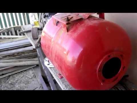 Замена сальника насосной станции видео
