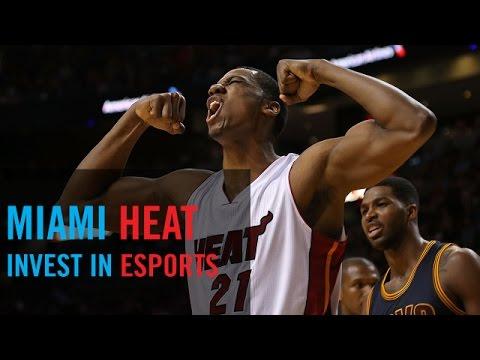 Miami Heat and Misfits execs talk about eSports