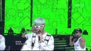 Video BIGBANG_0415_SBS Inkigayo_FANTASTIC BABY MP3, 3GP, MP4, WEBM, AVI, FLV Juli 2018