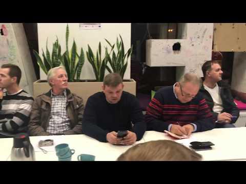 Wideo1: Spotkanie z prezesem KZGRL w sprawie nowych zasad gospodarki odpadami