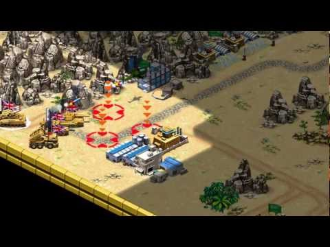 Video of Desert Stormfront - RTS