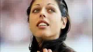 Presenting,Blanka Vlasic...Best Female Athlete