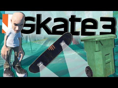 BINS, HOVERBOARDS & MIDGETS   Skate 3