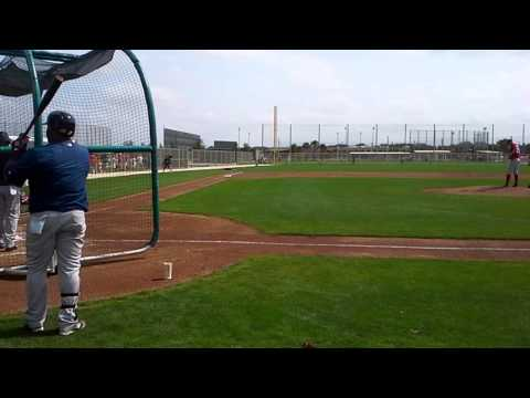 Video: Justin Masterson faces Sandoval & Victorino
