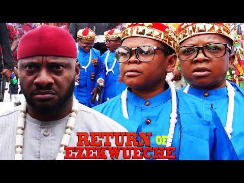 RETURN OF EZEKWUECHE SEASON 1 - YUL EDOCHIE|AKI&PAWPAW|2019 LATEST NIGERIAN NOLLYWOOD MOVIE