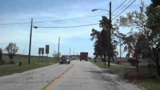 Seville (OH) United States  City pictures : Seville Ohio to Sterling Ohio.wmv