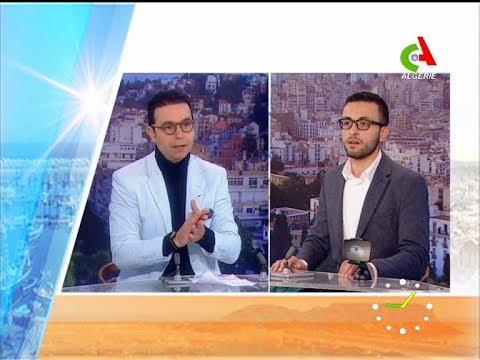 STARTUP reçoit Noud, un dispositif anti somnolence au volant Canal Algérie