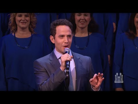Choir - Santino Fontana and the Mormon Tabernacle Choir perform a