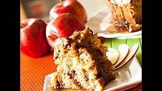 Videoricetta: come fare la torta di mele e noci