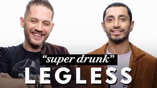 Video Tom Hardy and Riz Ahmed Teach You British Slang | Vanity Fair MP3, 3GP, MP4, WEBM, AVI, FLV Oktober 2018