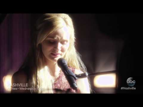 Nashville - Scarlett sings a heartfelt and intense rendition of Black Roses to the inspiration of the song, her mother. Watch Nashville Wednesdays at 10|9c on ABC to see...
