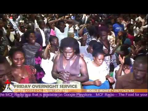 WELCOME TO MCF FRIDAY OVERNIGHT SERVICE WITH PASTOR TOM MUGERWA (17-May-2019)