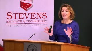 Stevens Institute Of Technology:  Provost's Lecture Series - Linda Sanford, SVP - IBM