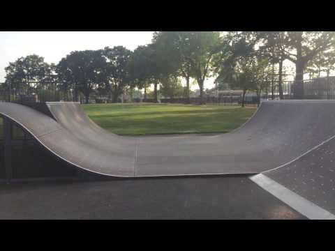 Linden, New Jersey - Skatepark