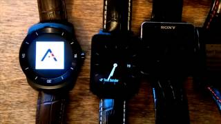 Augmented SmartWatch Pro YouTube video