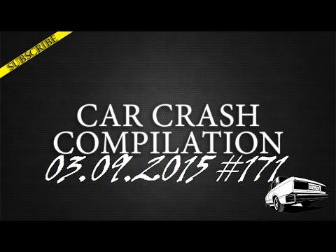 Car crash compilation #171 | Подборка аварий 03.09.2015