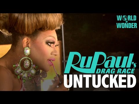 "Untucked: RuPaul's Drag Race Season 8 - Episode 9 ""The Realness"""