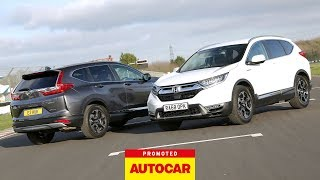 Promoted | Honda CR-V Hybrid: Feel The Difference | Autocar by Autocar