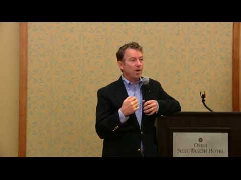 RLC of Texas: Breakfast with Rand Paul