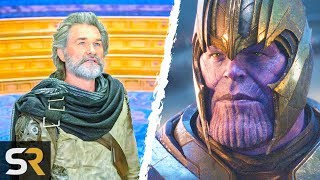 The Avengers Won In Endgame, But Not In Their Universe by Screen Rant