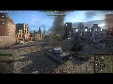 World of Tanks - Tanking Like A Boss