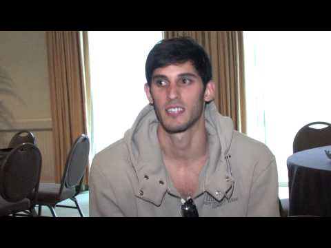 Omri Casspi Draft Combine Interview