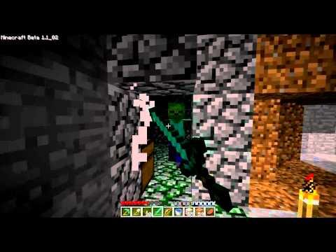 preview-Let\'s Play Minecraft Beta! - 027 - I\'m rich! (part 1/2 - Skeleton Mortal Kombat) (ctye85)