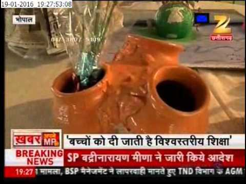 Zee News coverage of winter carnival 2016