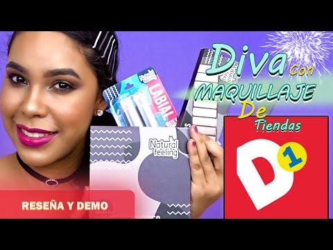 Tarjetas de amor - MAQUILLAJE DEL D1- RESEÑA Y DEMO #tiendasD1 #Colombia #TendenciasColombia