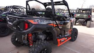 6. 2019 Polaris General 1000 EPS Limited Edition Breakout Camo at Maxeys in Oklahoma City