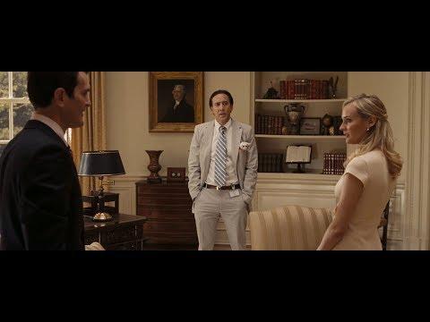 National Treasure: Book of Secrets - Resolute Desk | Oval Office (HD)