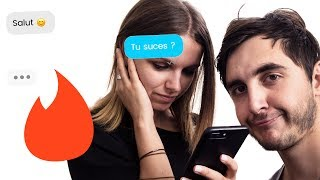 Video MA COPINE DRAGUE POUR MOI SUR TINDER ! MP3, 3GP, MP4, WEBM, AVI, FLV Agustus 2017