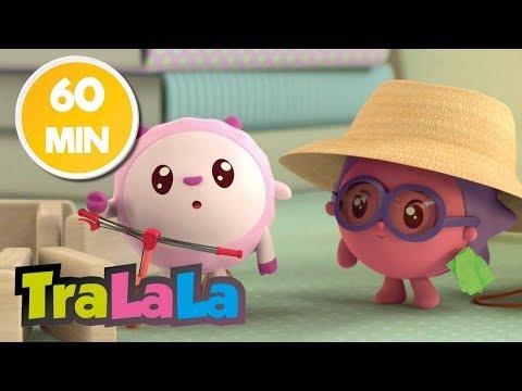 BabyRiki 60MIN (Ferma) - Desene animate   TraLaLa