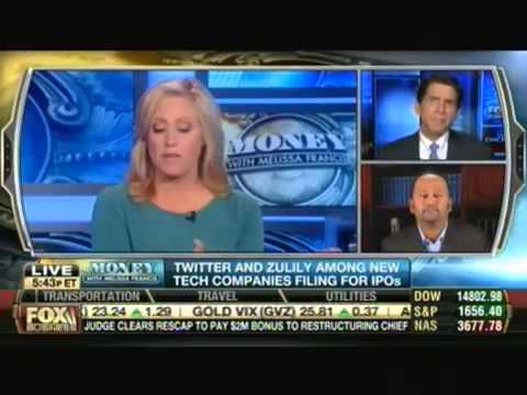 Amish Shah Featured on Fox Business