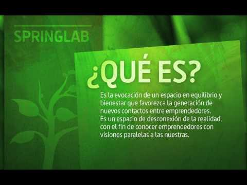 SpringLab I: Oxígeno, aromas, texturas, sabores...