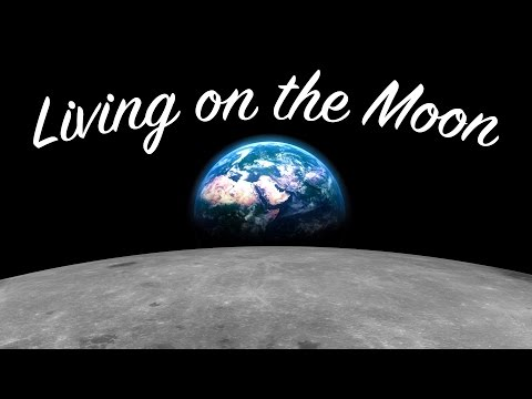How Much Would it Cost to Live on the Moon? [Wendover Productions]