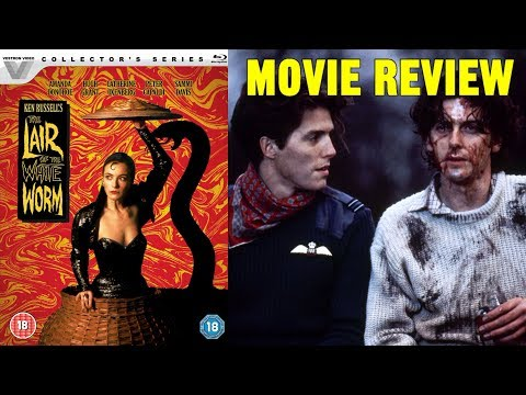 Ken Russell's 'THE LAIR OF THE WHITE WORM' (1988) - Movie Review