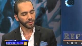Tema en RepúblicaSV: Nayib  Bukele, hará alianzas con otros Partidos