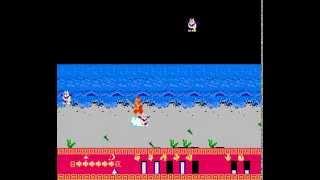 NES Longplay [461] Ganso Saiyuuki - Super Monkey Daibouken