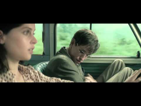 THE THEORY OF EVERYTHING - Screenwriter Featurette