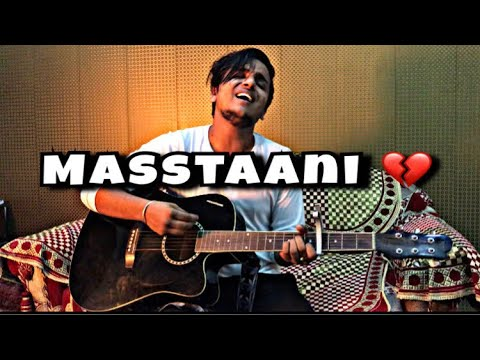 Masstaani - B Praak | Jaani | Cover By Shivankur Vashisht