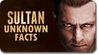 Sultan (2016) Movie UNKNOWN FACTS | Salman Khan As Wrestler
