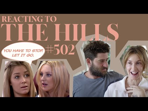 Reacting to 'THE HILLS'   S5E2   Whitney Port