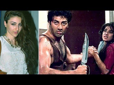 Soha Ali Khan In Sunny Deol's Ghayal 2