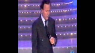 Julio Iglesias - Me Olvidé De Vivir (En Vivo)