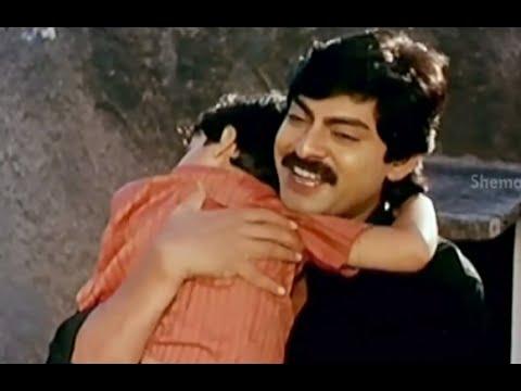 Bhale Bullodu Movie Scenes - Jagapathi Babu rescues Chinna - Soundarya, Jayasudha