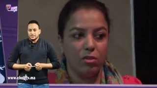 خبر اليوم : مغاربة يرفضون العنف ضد النساء في اليوم العالمي لمناهضة هذه الظاهرة