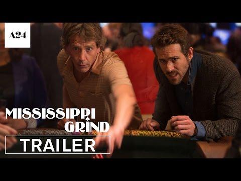 Mississippi Grind | Official Trailer HD | A24