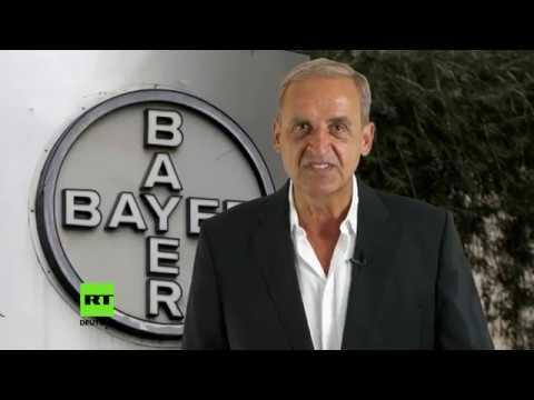 Florian Homm spricht Klartext: Übernimmt sich Bayer b ...